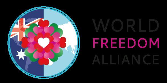 World Freedom Alliance Australia Logo