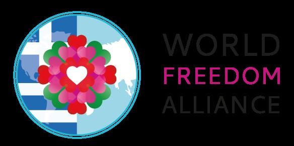 World Freedom Alliance Greece Logo