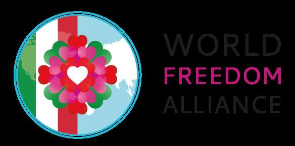 World Freedom Alliance Italy Logo