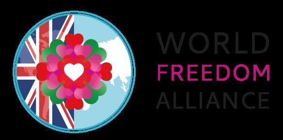 World Freedom Alliance UK Logo